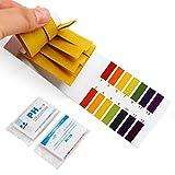 Alkalinity pH Test Strips Indicator 1-14 Paper Litmus Tester Urine Saliva