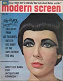 img - for Modern Screen: America's Greatest Movie Magazine, vol. 56, no. 47 (August 1962):