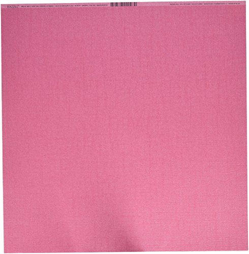 "Bazzill BAZ302093 Bling Cardstock 12""X12""-Feather Boa 25 per Pack"