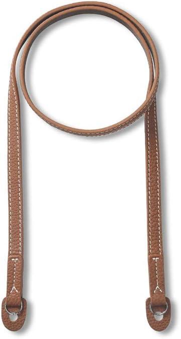 Mr.stone Handmade Genuine Leather Camera Strap Camera Shoulder Sling Belt Fine Shoulder Strap Double-Sided Leather(WJG014)