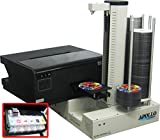 All Pro Solutions Apollo PA9-E PC-Connected Network CD/DVD/BD Printer Autoloader w/ CISS Bulk-Ink EnduraJet II Inkjet Printer & 600 Disc Input / Output Capacity