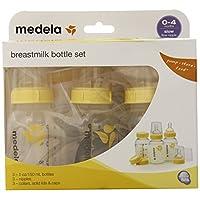 Medela Breastmilk Bottle Set - 5 oz - 3 ct