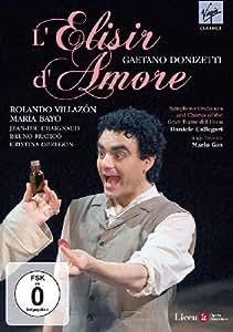 L'Elisir D'Amore (Maria Bayo) [DVD]