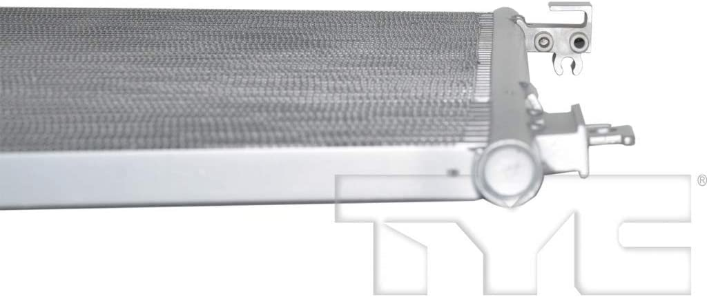 For Dodge Nitro A//C Condenser 2007 08 09 10 2011 w//Automatic Transmission Oil Cooler For CH3030229 68033237AB