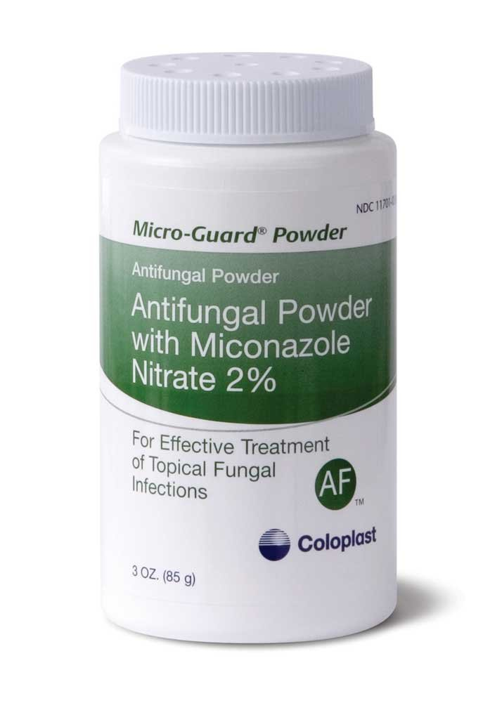 Micro-Guard Antifungal Powder, Non-Talcum, 3 Oz. 1337 (Case of 12) by Micro-Guard