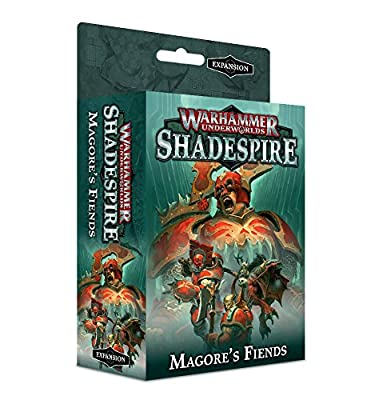 Magore's Fiends Warhammer Underworlds: Shadespire Expansion by Games Workshop