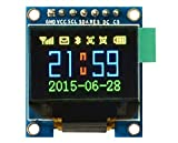 Aihasd 0.95 inch Colorful OLED Module SSD1331 96 X 64 Resolution for 51 STM32 Arduino