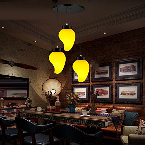 Disc Shaped Pendant Light in US - 4