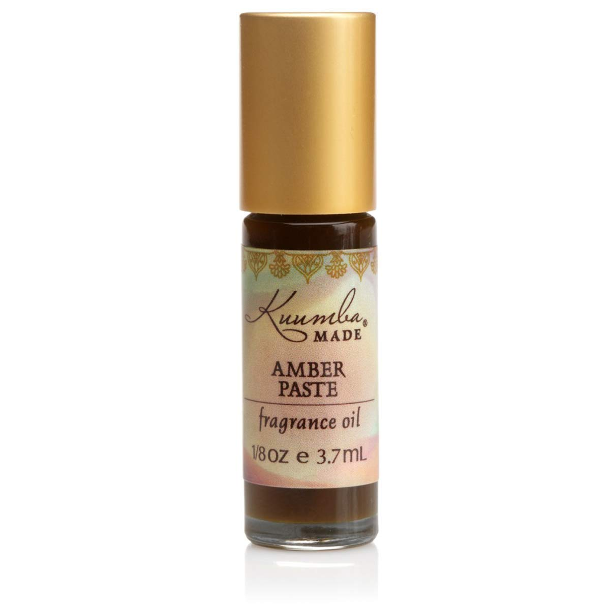 Kuumba Made Amber Paste Fragrance Oil | .125 Fl Oz / 3.7 ml (1-Unit)