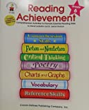 Reading Achievement Grade 6 : Comprehension Activities to Promote Essential Reading Skills, Darriel Ledbetter, 0887246346
