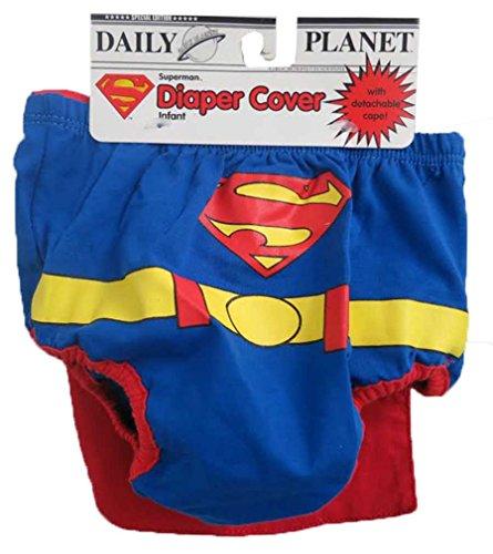 DC Comics Superman Infant Diaper product image