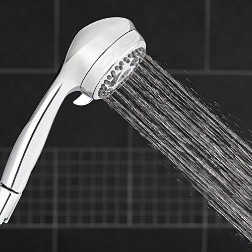 Waterpik NSL 653 Linea 6-Mode Handheld Shower, Chrome