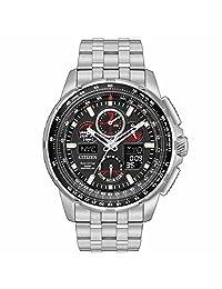 Citizen Skyhawk A-T Chronograph Perpetual Mens Watch JY8050-51E