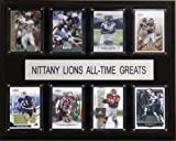 NCAA Football Penn State Nittany Lions All-Time Greats Plaque