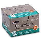 BD MCK95682712 Alcohol Swabs (1 Box of 100 Swabs)