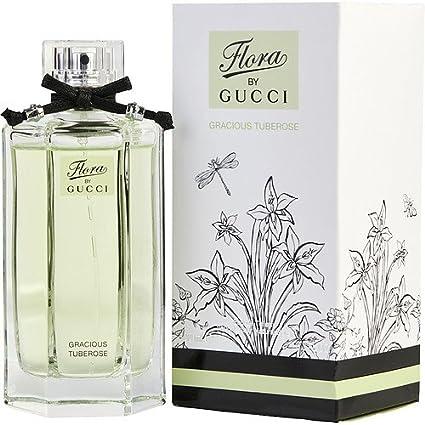 11f982da Gucci Flora Gracious Tuberose Eau de Toilette 100ml Vaporizador ...
