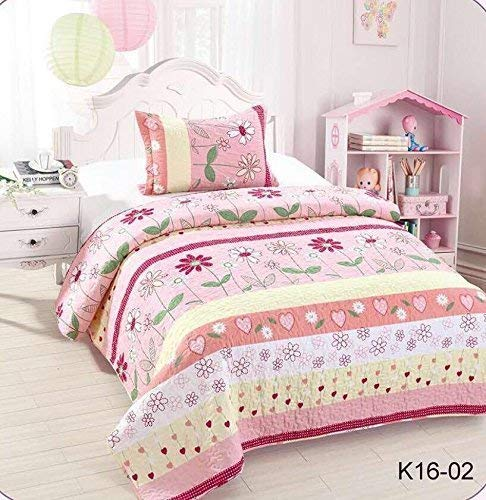 How to buy the best twin bed yellow quilt?