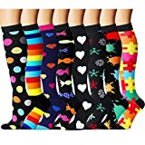Compression Socks for Women and Men - Best Medical,for Running, Athletic, Varicose Veins, Travel.