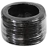Seismic Audio - TW12S300Spool - 300 Foot Spool of 12 Gauge 2 Conductor Speaker Cable - 12AWG Bulk Speaker Cable for Installation or building cables
