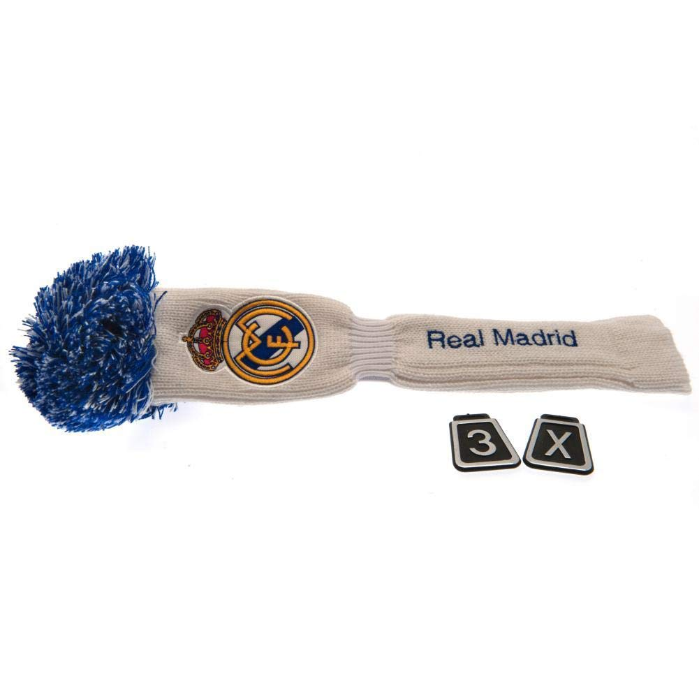 Real Madrid FC - Funda oficial Fairway para palos de golf ...