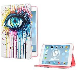 deinPhone Apple iPad Mini 2 funda para Sexy ojo colorido