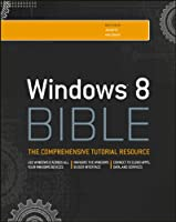Windows 8 Bible, 4th Edition Front Cover
