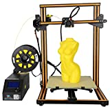 3D Printer CR 10S Creality 3D Printer Updated Dual Z Axis 300×300×400mm Large Building Volume 0.05mm Cura PLA Free Filament & Tool Box