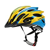 Cheap Lixada Bike Helmet Adult 25 Vents Ultralight Adjustable Cycling Bicycle Helmets for Mountain Road Bike Racing Skateboarding Roller Skating Safety Protection