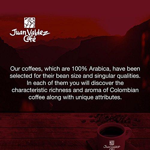 Juan Valdez Huila Coffee - Whole Bean (500 gr/17 oz)