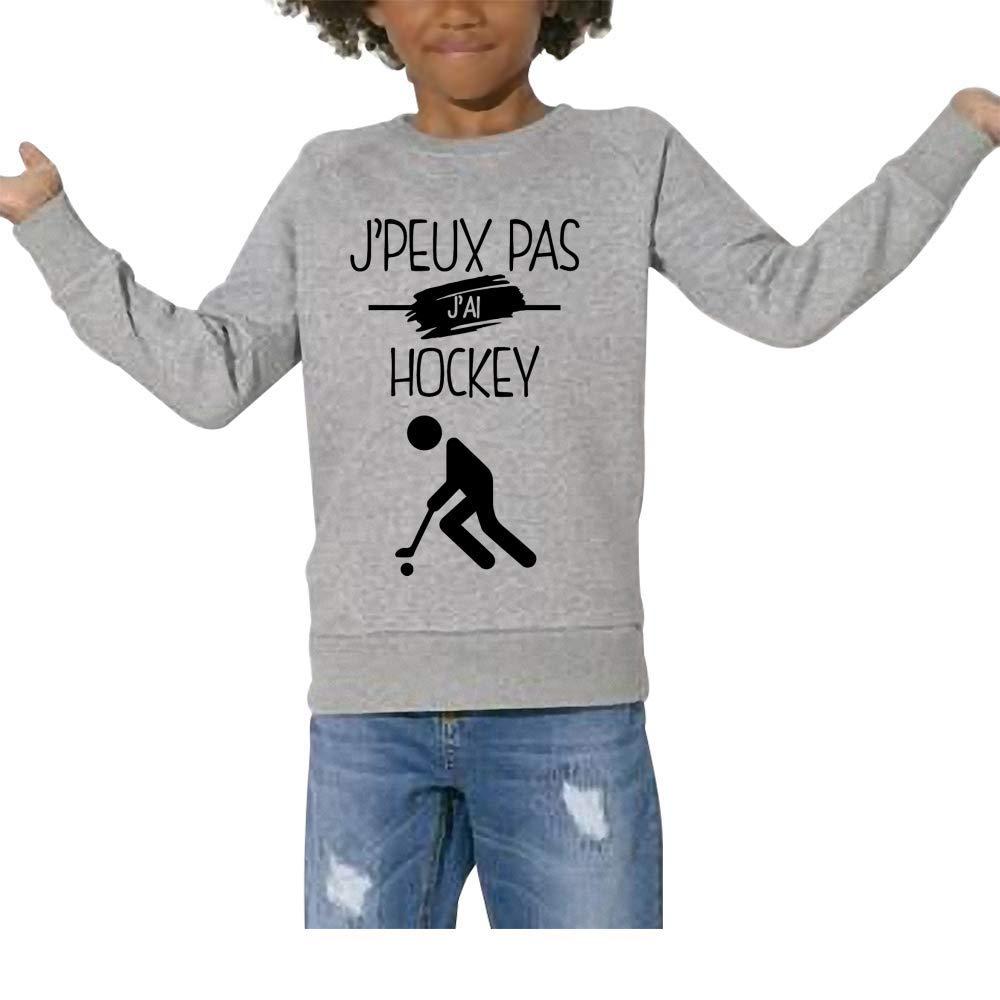 Enfant J Peux Pas j AI Hockey Sweat