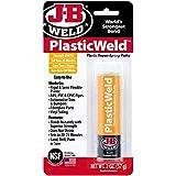 J-B Weld 8237 PlasticWeld Plastic Repair Epoxy Putty - 2 oz