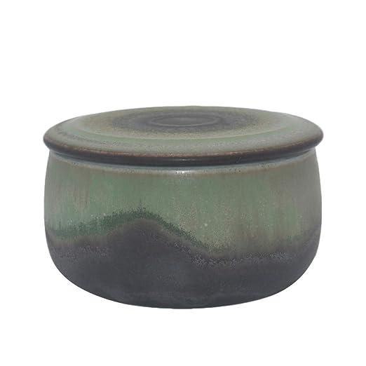 Windomere - Mantequera de porcelana hecha a mano - Mantequera ...