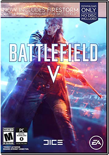 Battlefield V [Online Game Code] (Battle Net Balance)