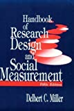img - for Handbook of Research Design and Social Measurement by Delbert C. Miller (1991-07-05) book / textbook / text book