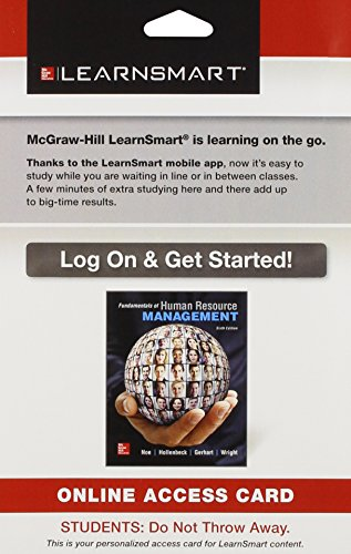 learnsmart-access-card-for-fundamentals-of-human-resource-management