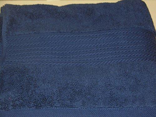 Lauren Ralph Lauren Greenwich Bath Towel Marine Blue 30 x 56
