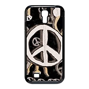 Samsung Galaxy S4 9500 Cell Phone Case Black_Peace Baby Black TR2301537