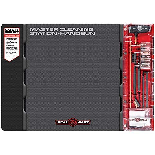 Real Avid Master Cleaning Station - Handgun