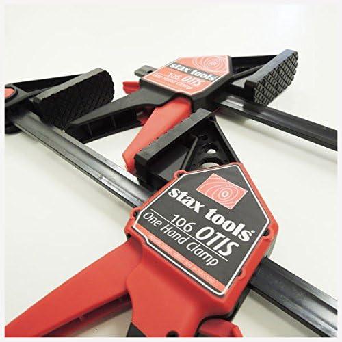 【stax tools】 106 OTIS - ONE HAND CLAMP (ワンハンドクランプ) 600mm 10本セット【1026-600-6】