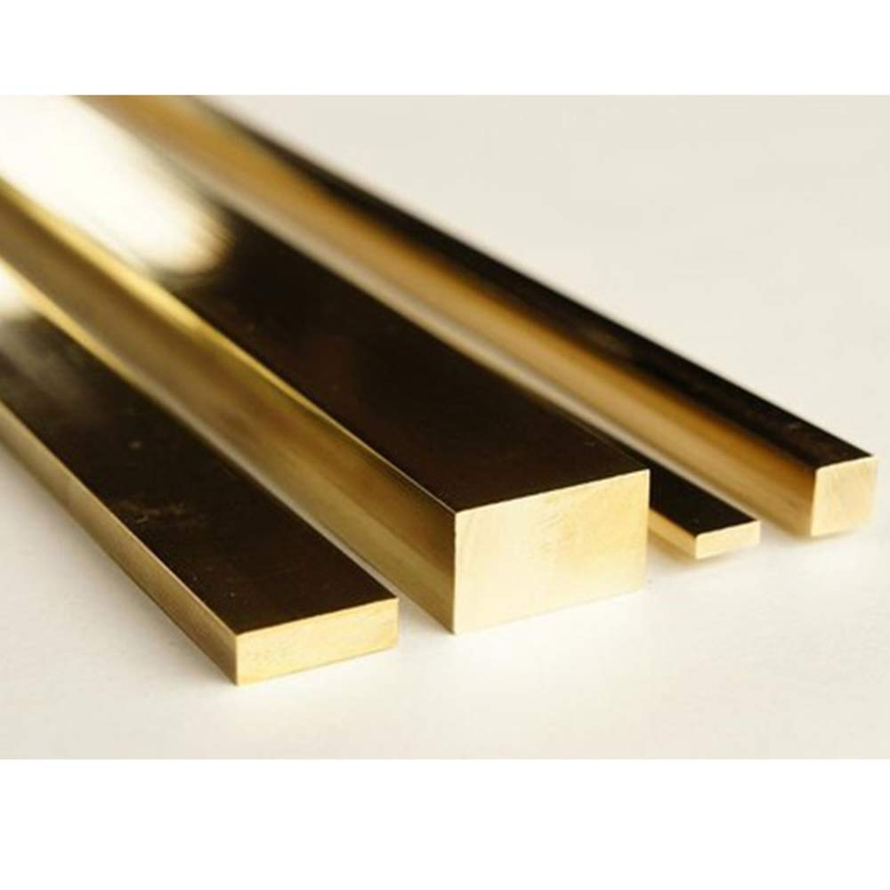 #2:3x10x150mm Brass flat bar for industrial rectangular brass bar thickness 3//4//5//8//10mm width 10//15//20//30//40mm length 100//150//200//300mm
