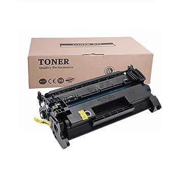 Compatible con El Cartucho De Tóner HP CF258A 58A (Sin Chip ...
