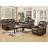 Amazon.com: 3 Pieces - Living Room Sets / Living Room Furniture ...