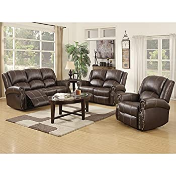 Amazon.com: American Eagle Furniture 3 Piece Bayfront Collection ...