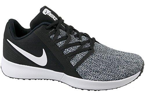 - Nike Men's Varsity Compete Trainer Shoe (Black/White, 10)