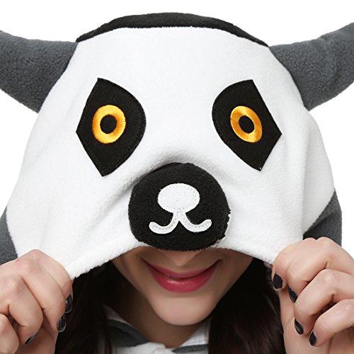 Onesie Anime Pigiama Unisex Halloween Costume Uistit Cosplay Adulto Kigurumi Casa Animale Pigiama Cartone XwgqWA