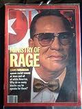 Time Magazine (February 28, 1994) Minister Louis Farrakhan
