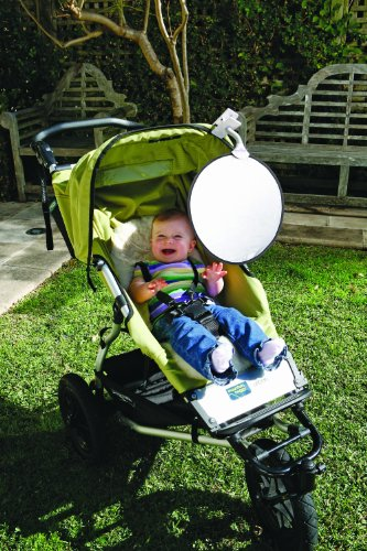 Dreambaby Clip On Sun Shade with UV (Safety Sunblock Shade)