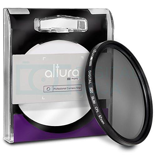 67mm Slim CPL Circular Polarizing Filter - 1