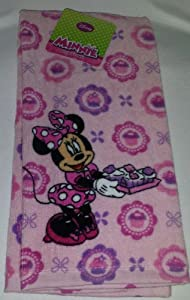 Amazon.com: Disney Minnie Mouse Kitchen Towel: Home & Kitchen