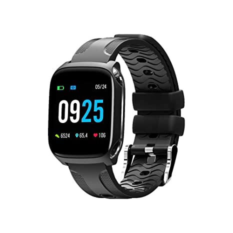 Amazon.com: Smart Watch TF9 - Reloj inteligente para hombre ...